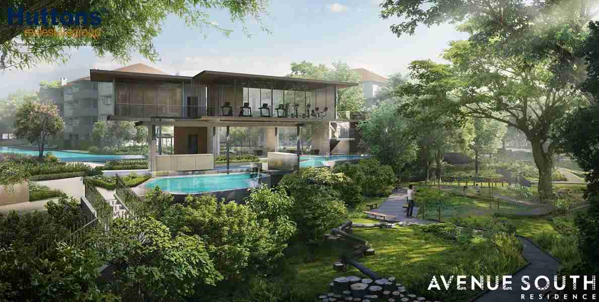 Avenue South Residence - The Oasis