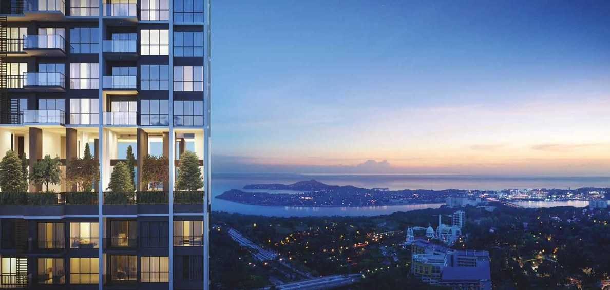Avenue South Residence - Waterfront View