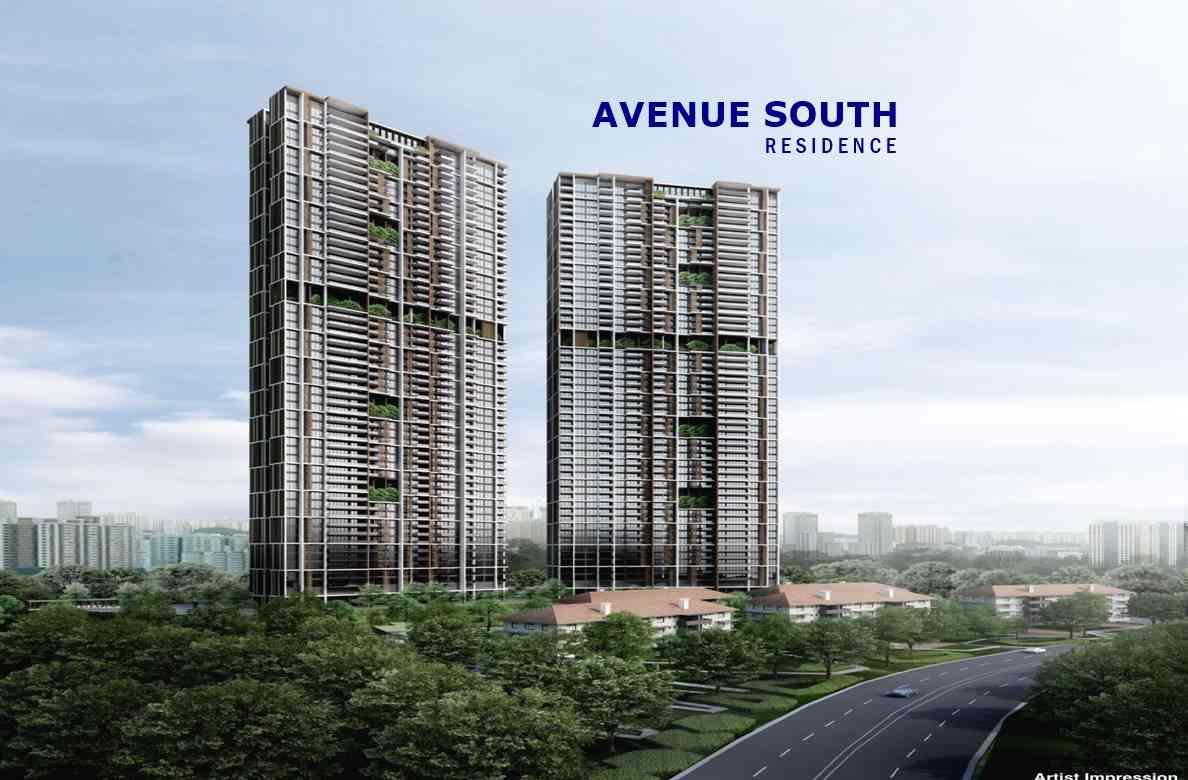 Avenue South Residence - Facade 1