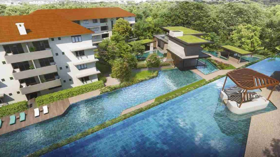 Avenue South Residences - Pool
