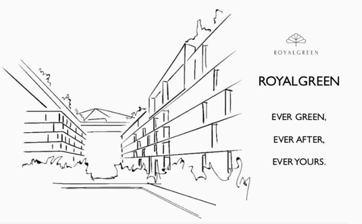 RoyalGreen- Graphical Concept