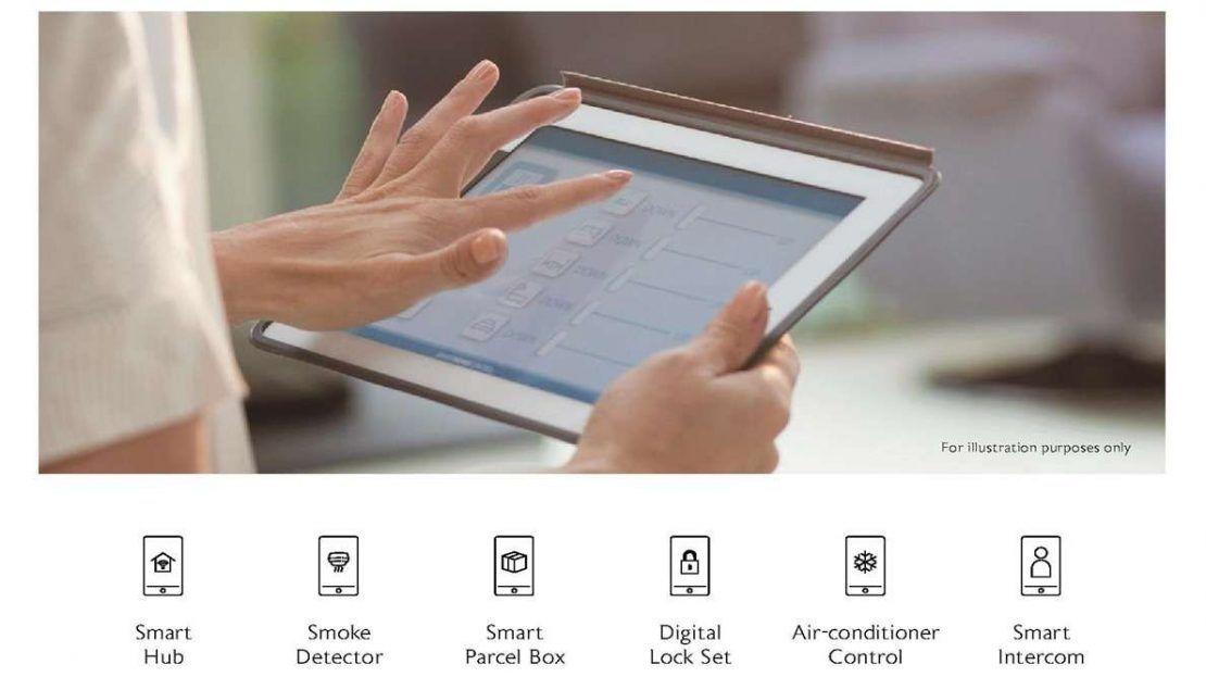 RoyalGreen - Smart Home Features