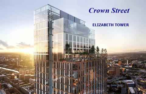 Elizabeth Tower Manchester - Featured Foto