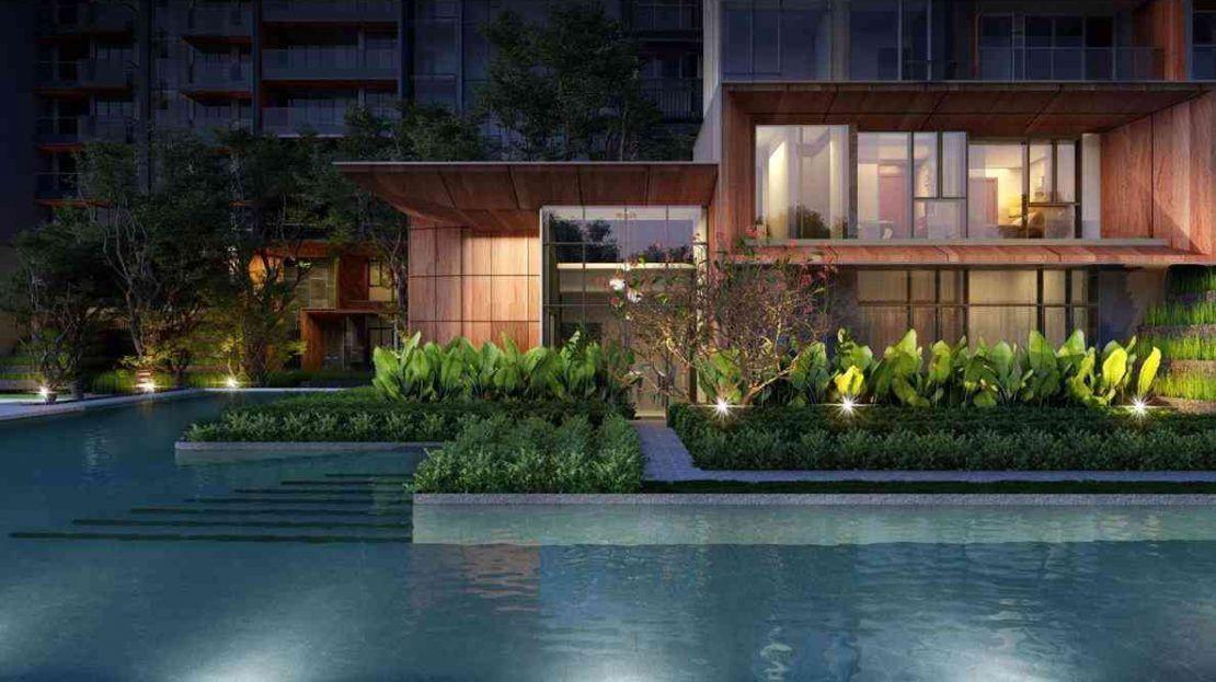 Leedon Green - Garden Villa