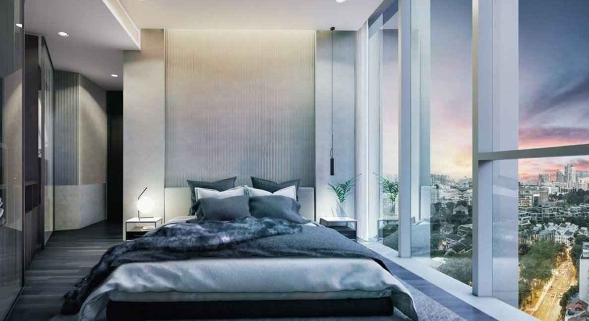 The Iveria Bedroom