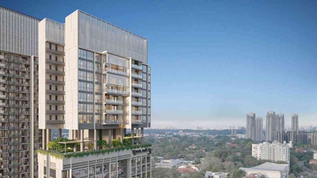 One Holland VIllage - Quincy Residences