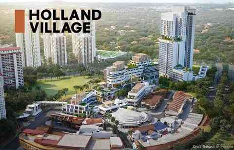 One Holland Village Residences - Featured Foto