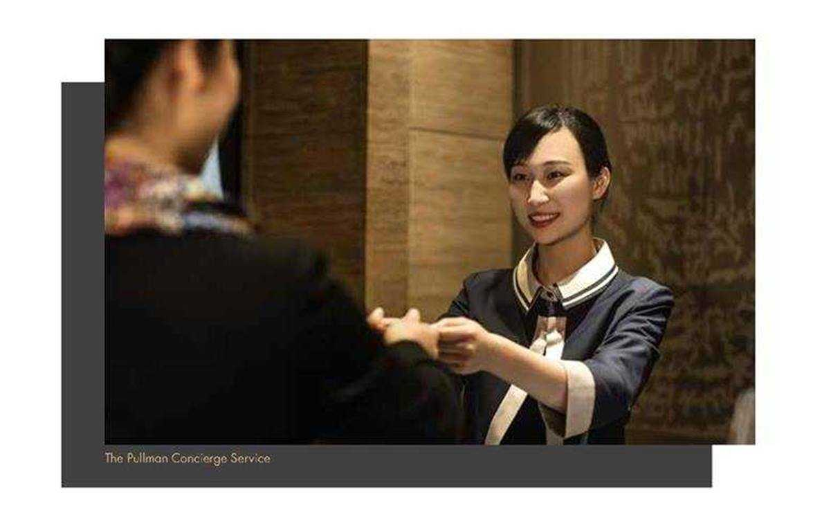 Pullman Residences - Concierge Services