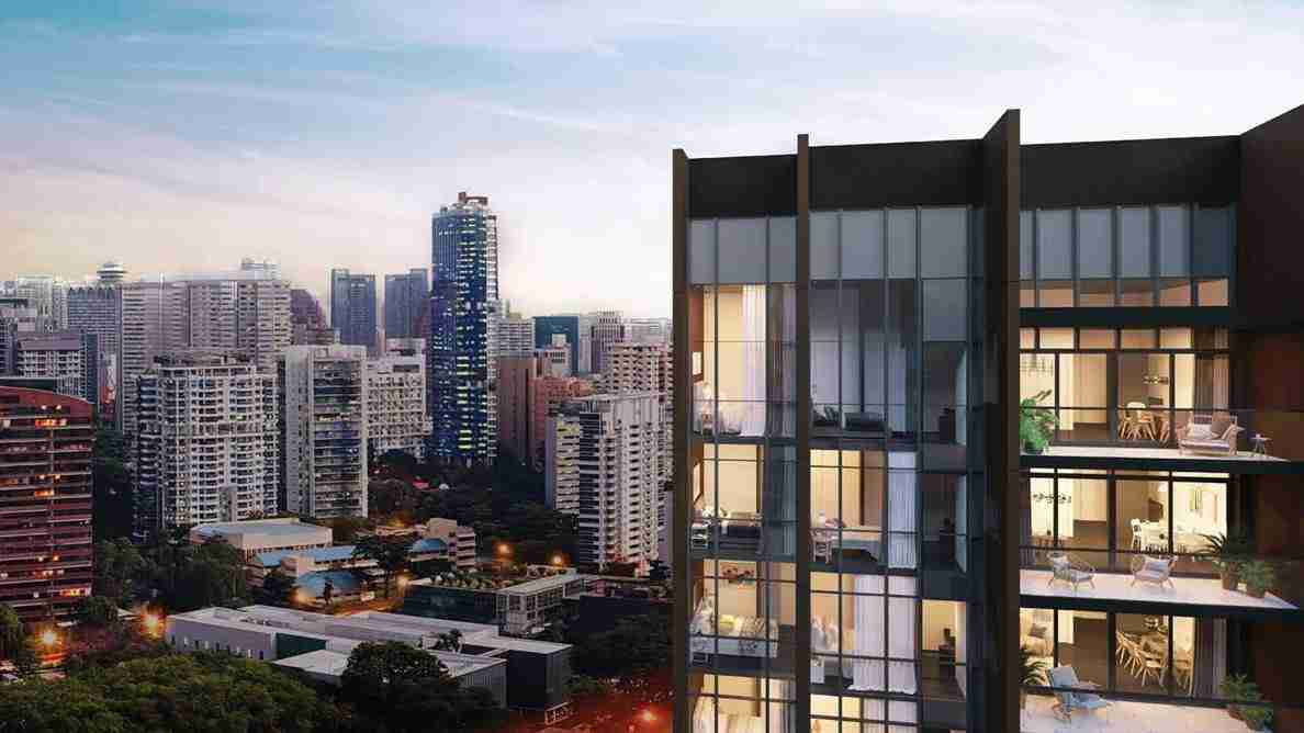 Pullman Residences - Window view
