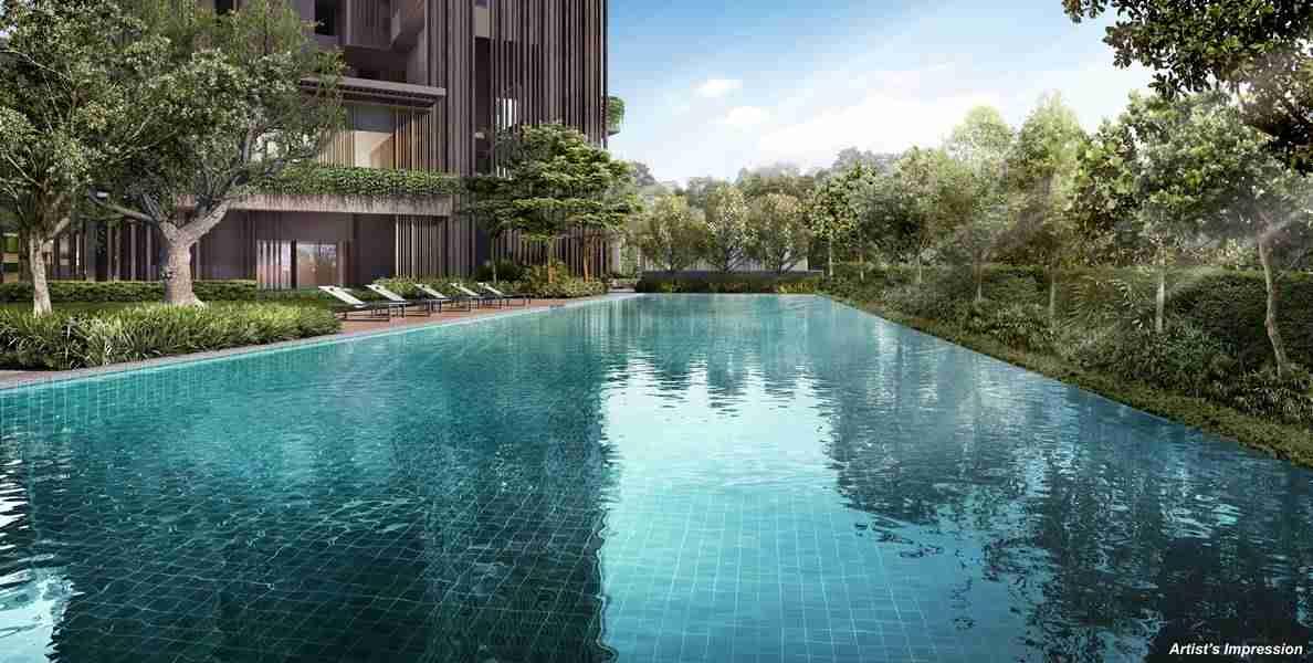 The Avenir - 50m Lap Pool