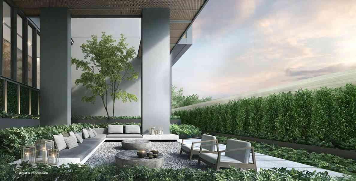 19 Nassim - Garden Lounge