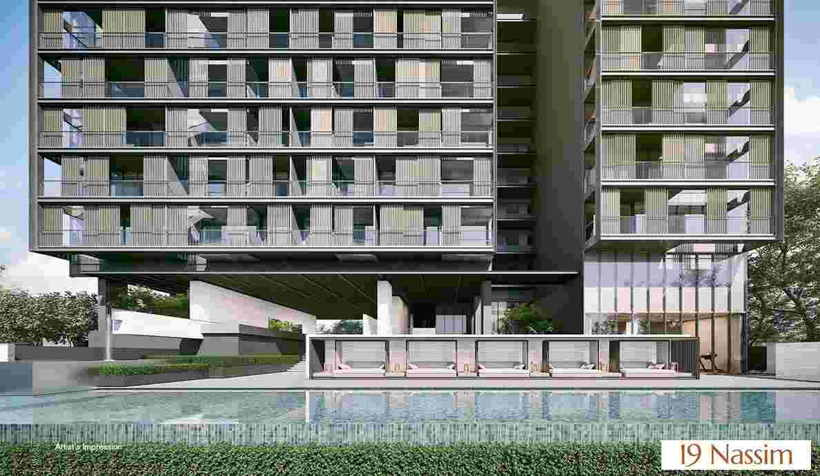 19 Nassim - Pool Deck