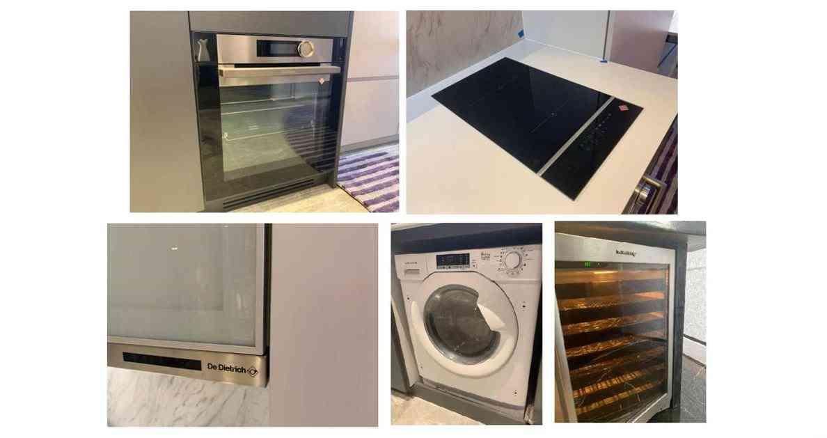 The M - Kitchen Appliances