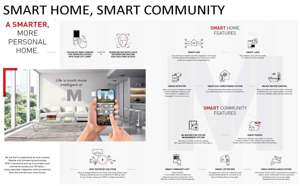The M - Smart Home Feature
