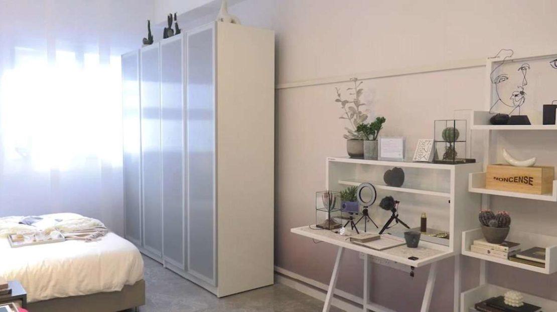 The M - Studio Bedroom