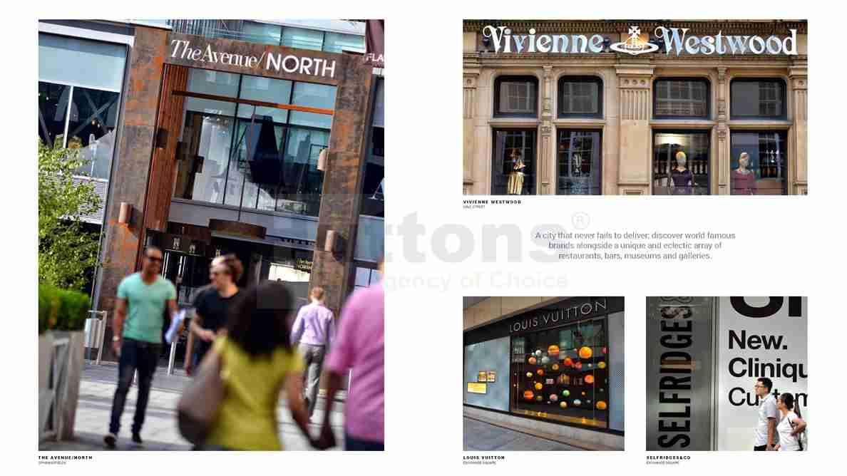 Uptown Riverside Manchester - High Street