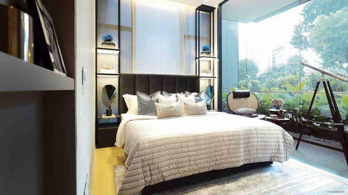 Cairnhill 16 - Master Bedroom