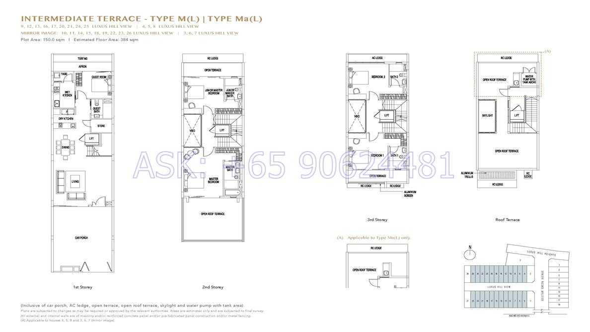 Luxus Hills Final Release Of 39 Houses 100 Soldmy Fav Prop