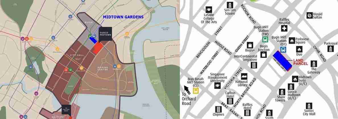 Midtown Gardens - Tan Quee Lan Site 2