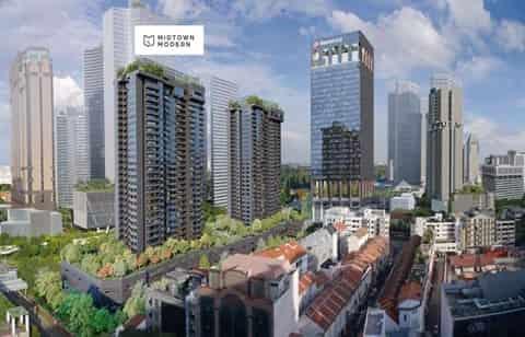 Midtown Modern - Featured foto