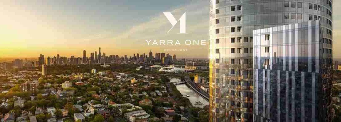 Yarra One - Facade