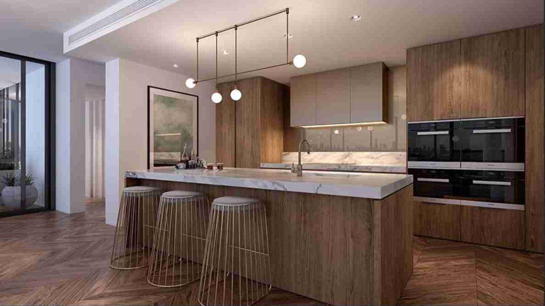 Yarra One - Kitchen 3