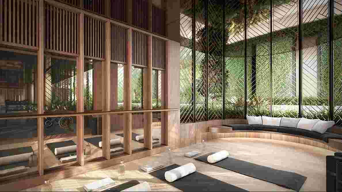 Yarra One - Yoga Deck