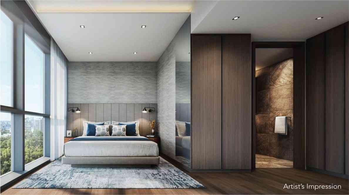 Hyll on Holland - Master Bedroom