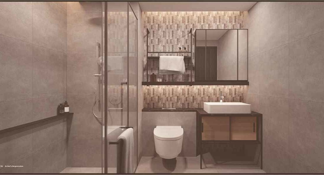 NoMa - Bathroom