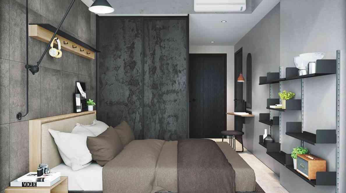 NoMa! - Master Bedroom