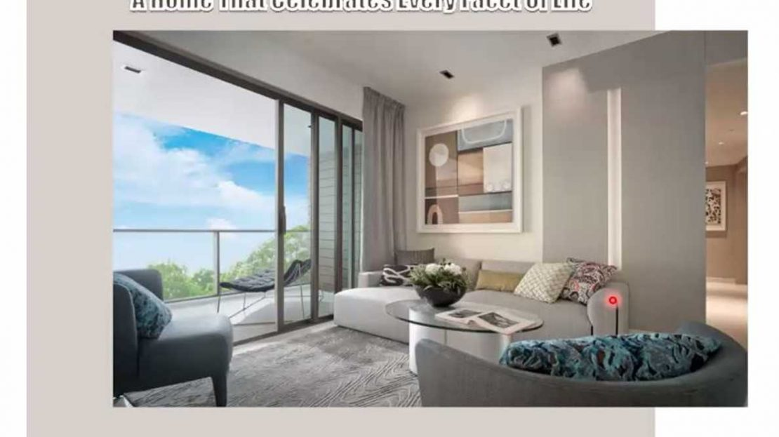 Ki Residences - Living room