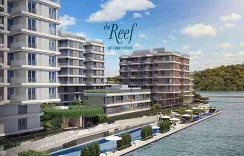 The Reef-Feature Foto