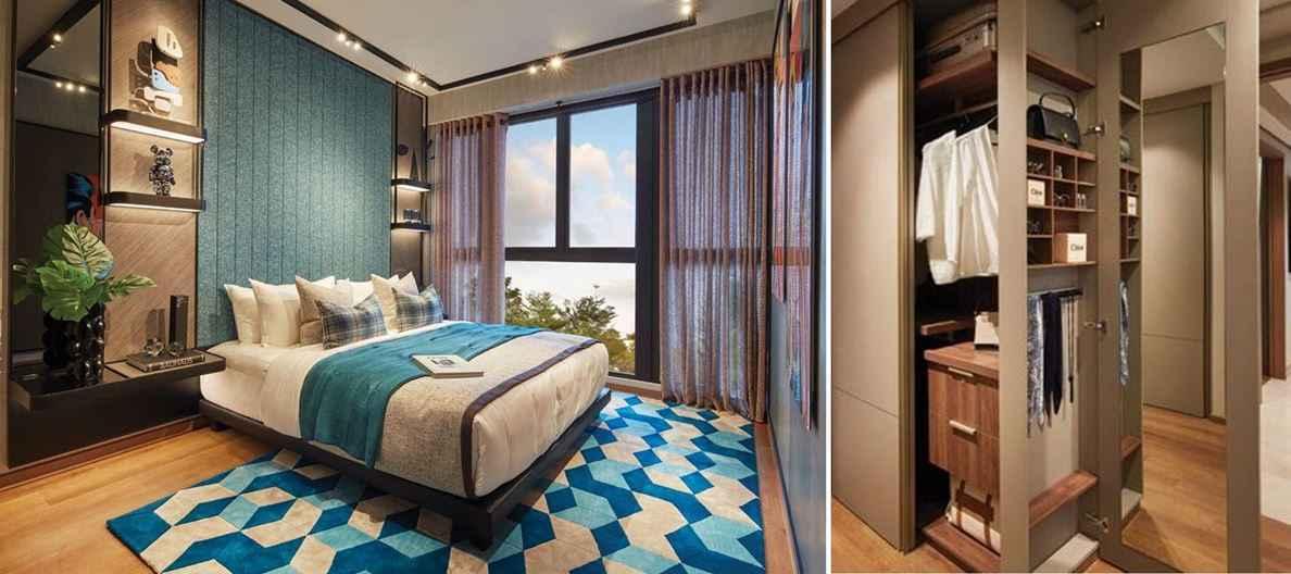 Parc Central Residences - Bedroom 1