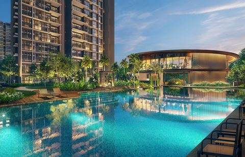 Parc Central Residences - Featured Foto