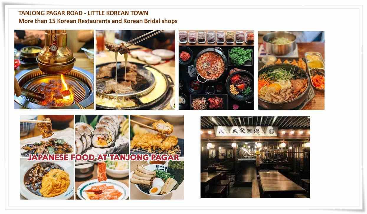 One Bernam - Nearby Food Town