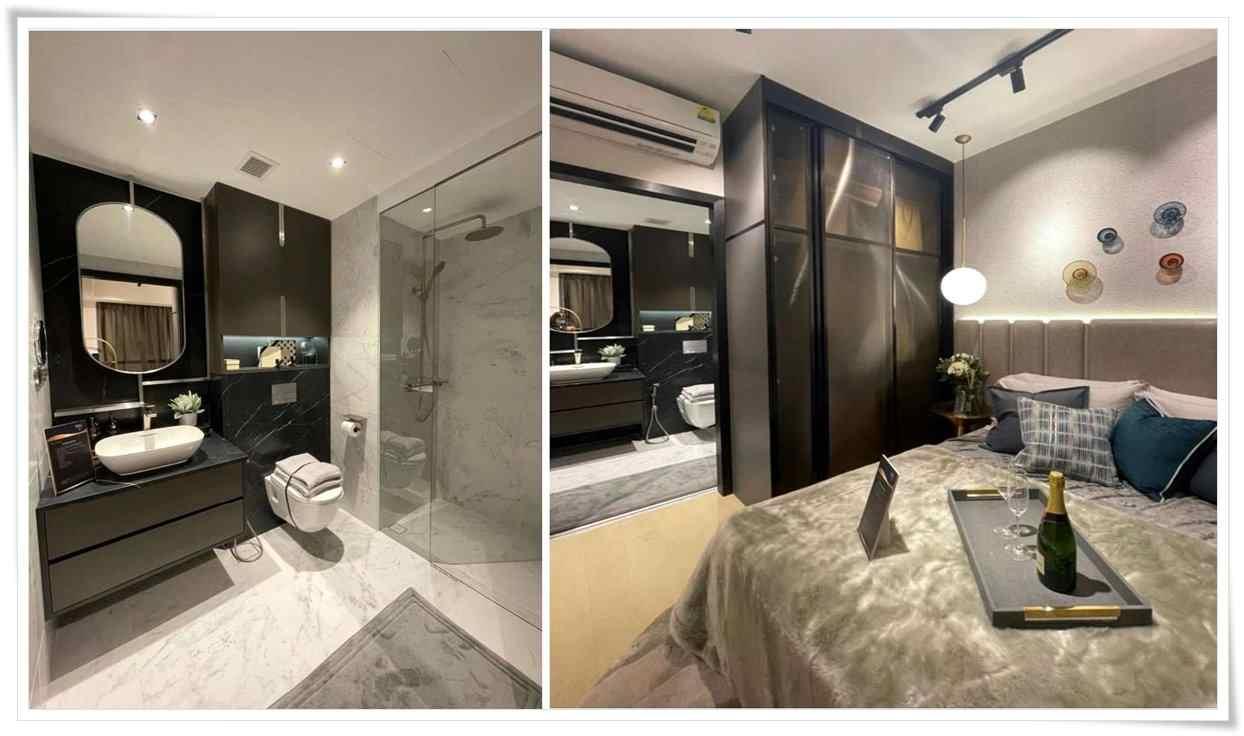 One Bernam - Type A1 1 Bedroom Master