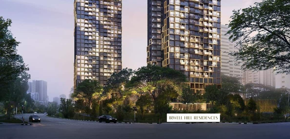 Irwell Hill Residences - Front facade