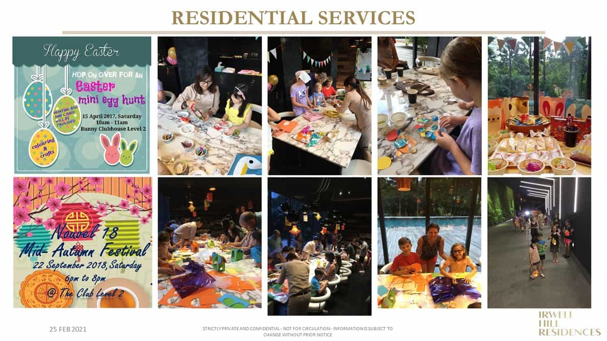 Irwell Hill Residences - Residential Services
