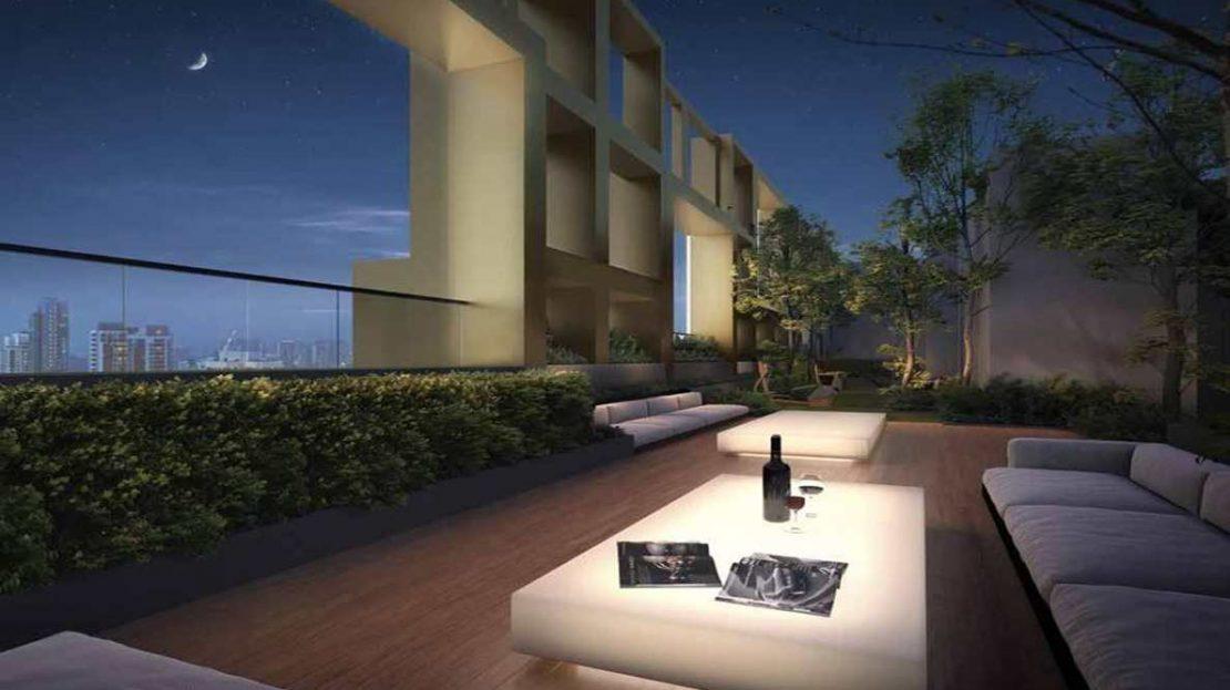 Irwell Hill Residences - Sky Lounge