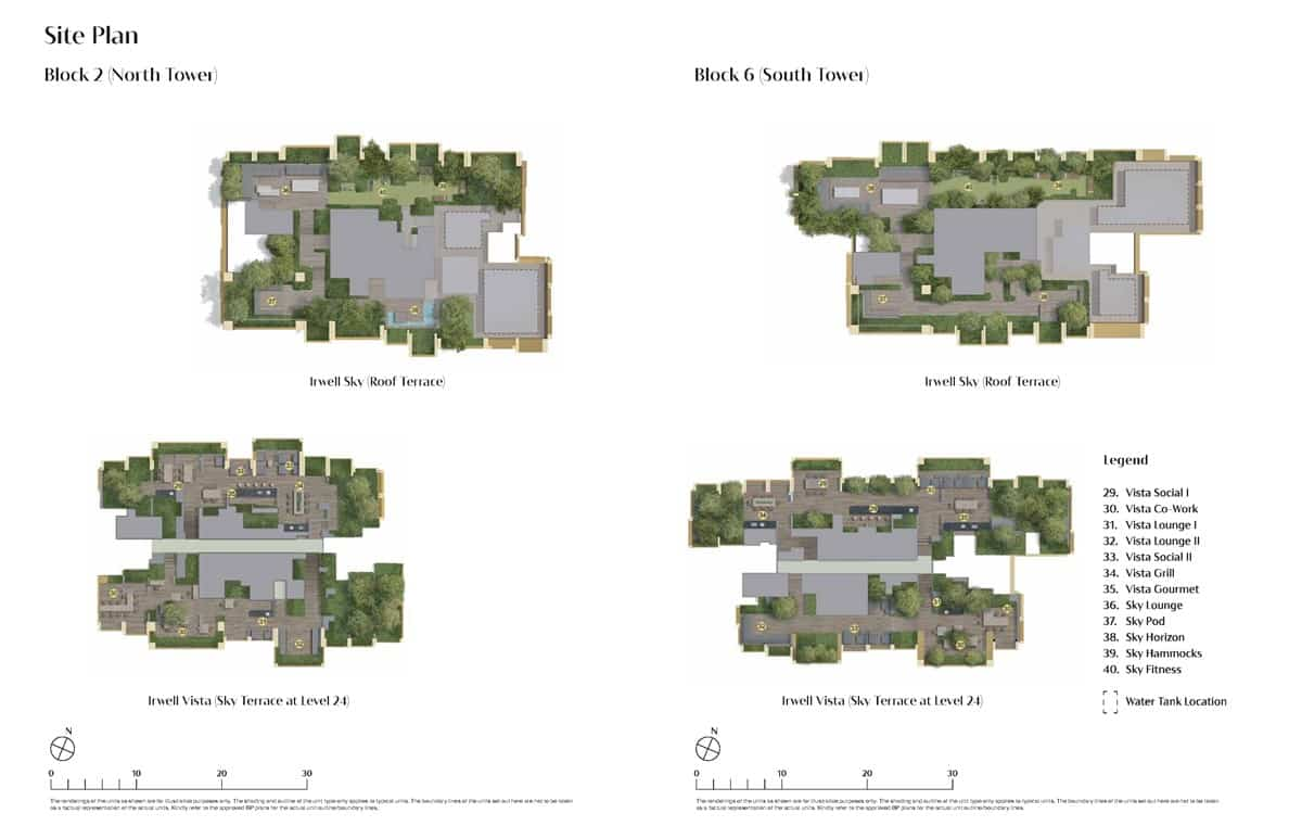 Irwell Hill Residences - Sky Terrace 1