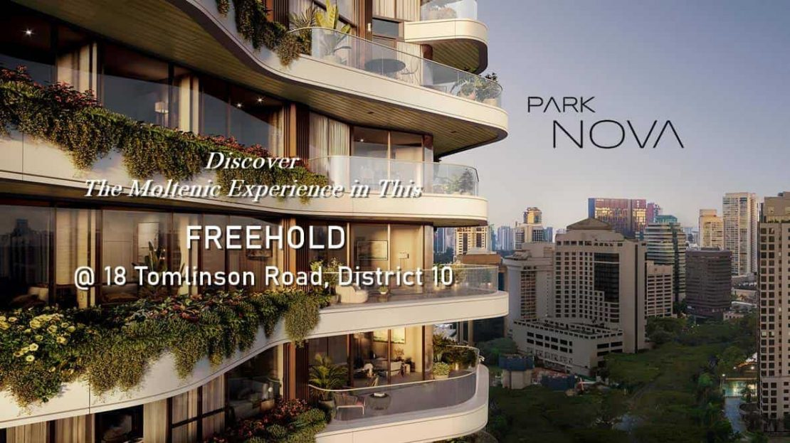 Park Nova - Balcony View