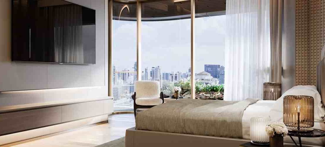 Park Nova - Bedroom