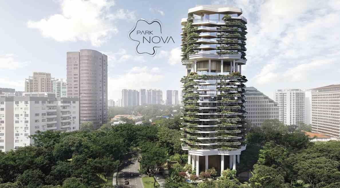Park Nova - Facade