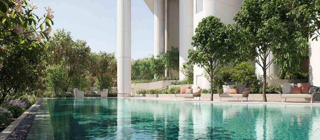 Park Nova - Lap Pool