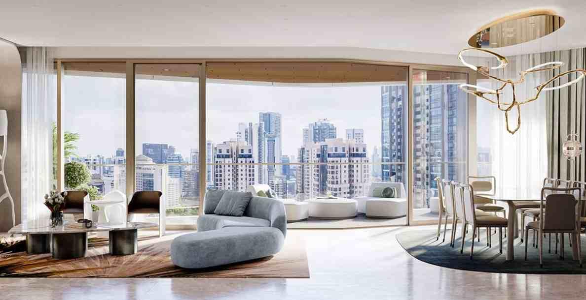 Park Nova - Living room 1