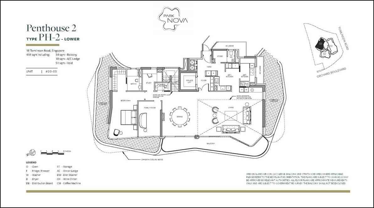 Park Nova - PH2 Lower floor
