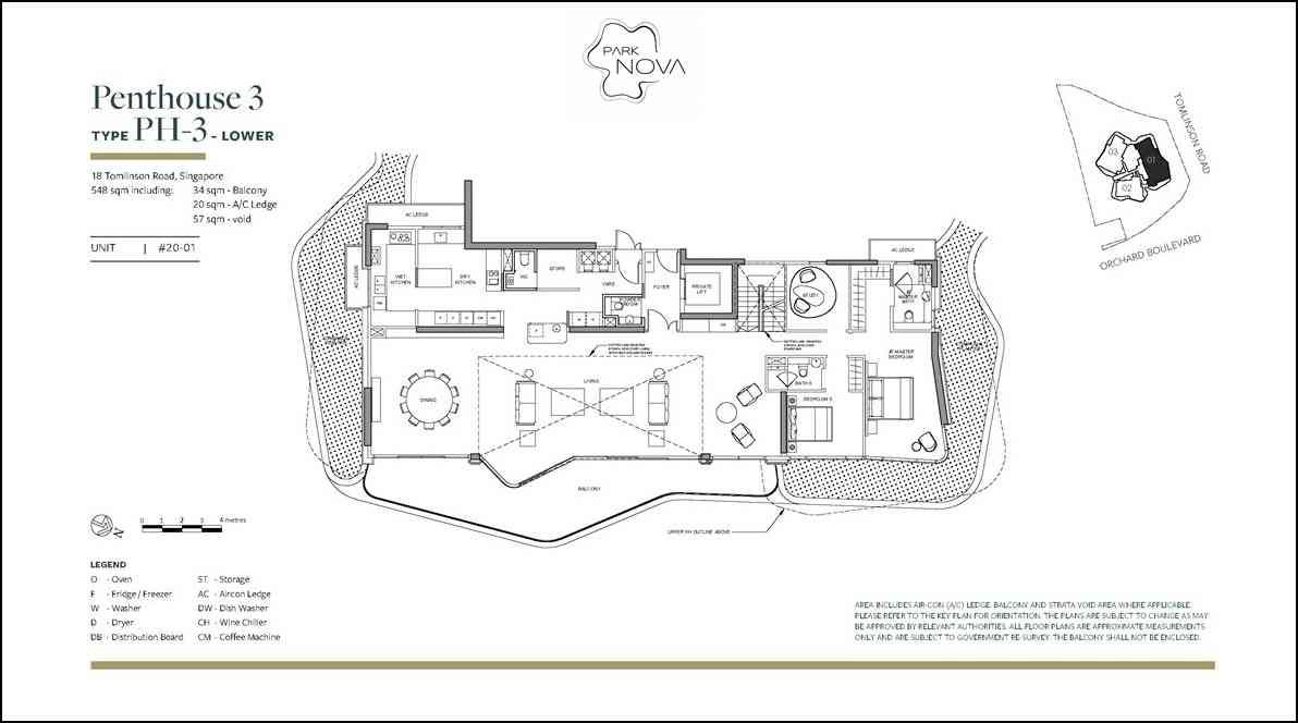 Park Nova - PH 3 Lower floor