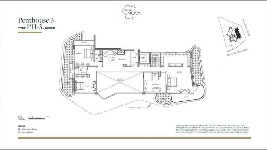Park Nova - PH3 Upper floor