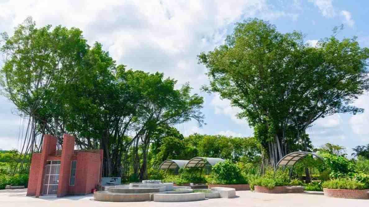 The WaterGardens - Sembawang Hot Spring park