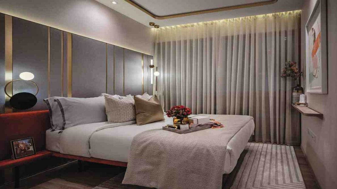 The Watergardens - 2 BR Master Bedroom